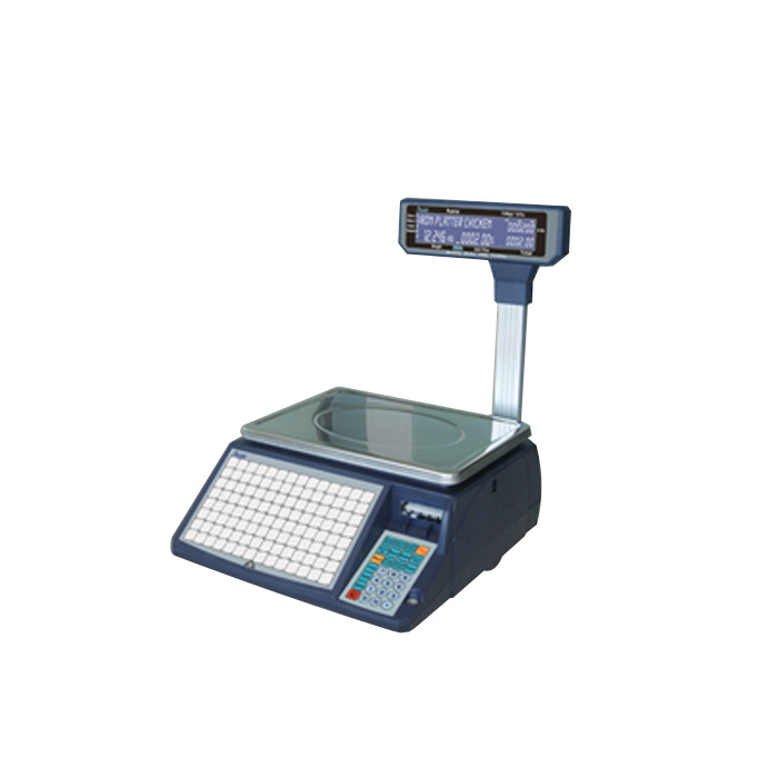 LS6X Series Label Printing Scale Image